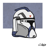 Fang phase 1 helmet by SmacksArt