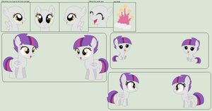 Mlp next gen: Royal Jewel's Reference Sheet by Scoot11