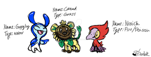 Some Concept Starters by Sindrak