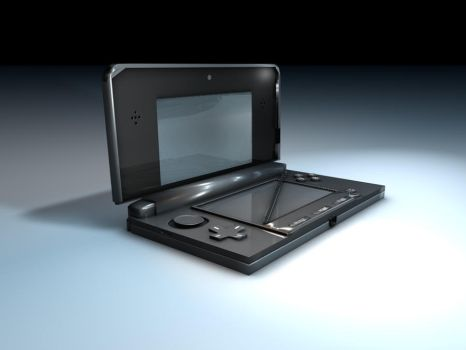 Nintendo 3ds by elp1210