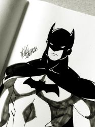 Batman (Phil Bourassa style) by Johlsenhando
