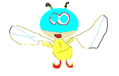 MCHARY THE BEE by SonicLover1523