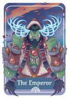 #5 The Emperor by Goth-Kath