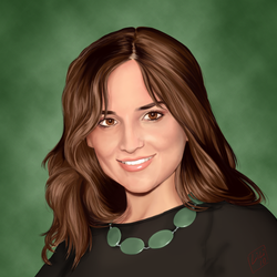 Commish: Rachael Leigh Cook by Jack-Stark