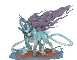 Suicune Color