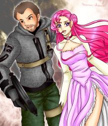 Commission: Euphemia and Mason by manu-chann