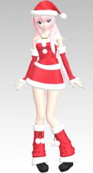 MMD PDAFT Christmas Luka Dl by Rin-Chan-Now