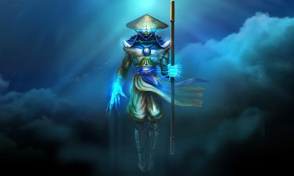Raiden by cgfelker