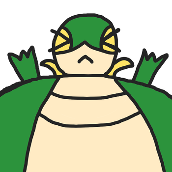 [GIFT] Inflated Snivy by DiaperButtQuartzie