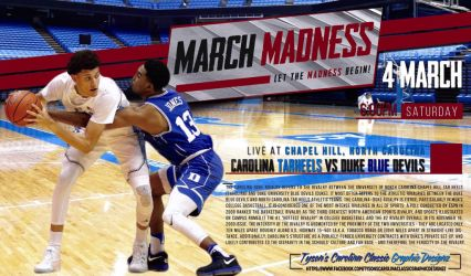 TCCGD MARCH MADNESS by TysonIsTyson
