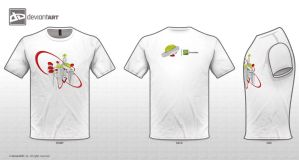T-Shirt Design 5 by imonedesign