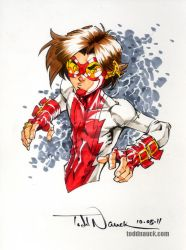 Impulse, Young Justice by ToddNauck