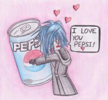 Zexy loves pepsi by Cheeky-Fairywitch