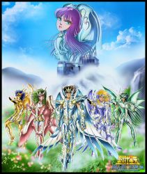Saint Seiya Elysion Hen by Juni-Anker