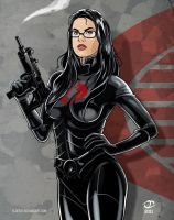 The Baroness by Tloessy