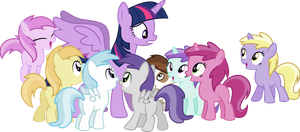 Twilight and Fans by Jeatz-Axl