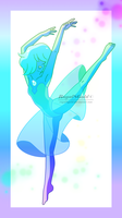 Her Blue Pearl by Royal8Gold