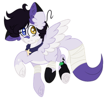 l + YCH #2 + l Floating Cutie by Mintoria