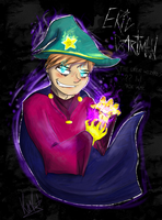 Eric Cartman {WIZARD} by W-O-T-A-N