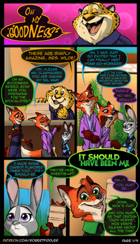 Zootopia - It should have been me P01 by RobertFiddler