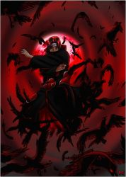 Flock of Crows - Itachi by Roggles