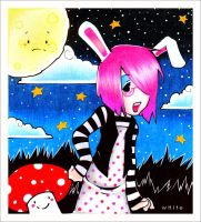 The little bunny that i love.. by whitelee
