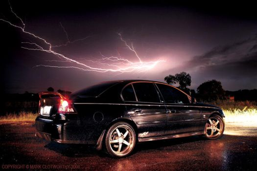 VY SS Commodore Lightning by mgc81