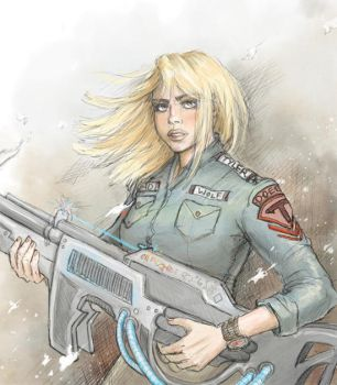 Agent Tyler by janey-jane