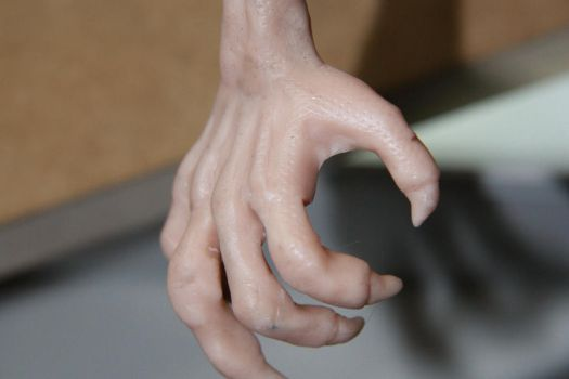 Creature Hand by Link306