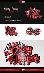 Cheery Peppers Logo by PHLiNNk