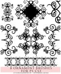 08 ornament brushes by wickedjess