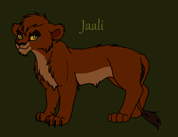 Jaali- Fate Sealed at Birth by Azerae