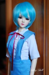 Rei Ayanami cosplay by Ashley2020