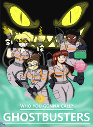 Ghostbusters by DracoDragite