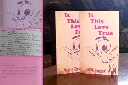 Is This Love True - Paperback by warmal16
