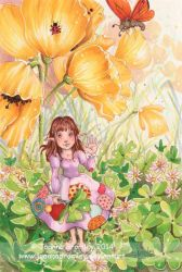 Little Clover Patchwork 2014 by JoannaBromley