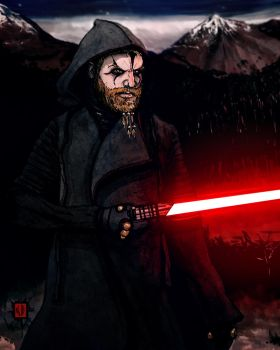 Sith Viking Acolyte by TheSithLordJoker