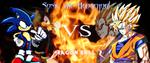 STH vs DBZ banner by ParkesietheHedgehog