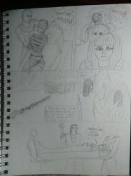 Ahsette's mummification (rough) 4 by TheWatcher343