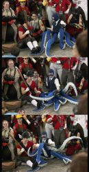 Tentaspy invades the TF2 shoot by Lithe-Fider
