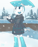 Winter by Dishwasher9