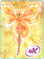 WINX:Blaise Enchantix Card by lightshinebright
