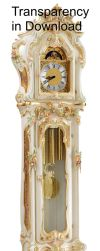 Grandfather clock 8 by BrokenFeline-Stock