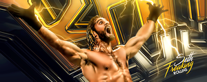 Seth Freaking Rollins The Architect by workoutf
