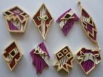 Tiki masks from da Troll Crest- World of Warcraft by Voradorec