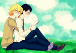 Doukyuusei - Classmates by cochepic