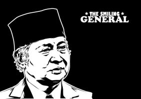 Soeharto - The Smiling General by astayoga