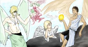 Angel Chit-Chat by AnimeVSReality
