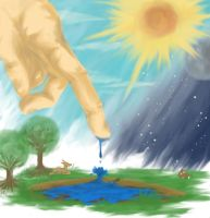 by His hand... by Soprano-Dove