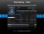 my new foobar config by Br3tt